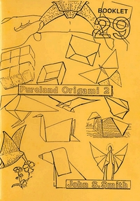 Cover of Pureland Origami 2 by John Smith