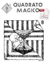 Cover of Quadrato Magico Magazine 8