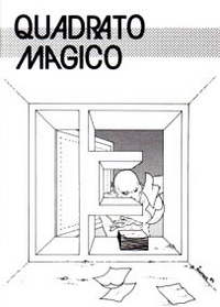 Cover of Quadrato Magico Magazine 13