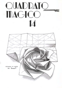 Cover of Quadrato Magico Magazine 14