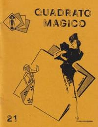 Cover of Quadrato Magico Magazine 21