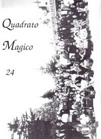 Cover of Quadrato Magico Magazine 24