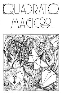 Cover of Quadrato Magico Magazine 30