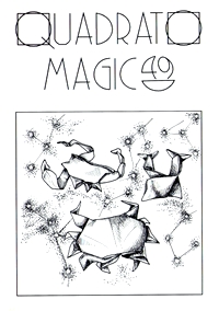 Cover of Quadrato Magico Magazine 49