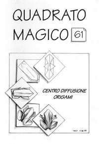 Cover of Quadrato Magico Magazine 61