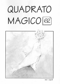 Cover of Quadrato Magico Magazine 62