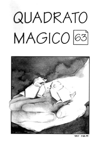 Cover of Quadrato Magico Magazine 63