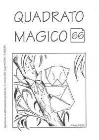 Cover of Quadrato Magico Magazine 66
