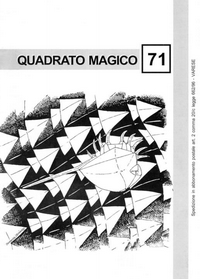 Cover of Quadrato Magico Magazine 71