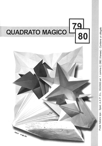 Cover of Quadrato Magico Magazine 79-080