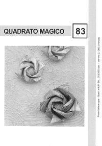 Cover of Quadrato Magico Magazine 83