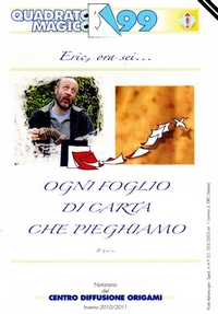 Cover of Quadrato Magico Magazine 99