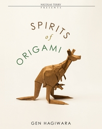 Cover of Spirits of Origami by Gen Hagiwara