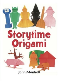 Cover of Storytime Origami by John Montroll