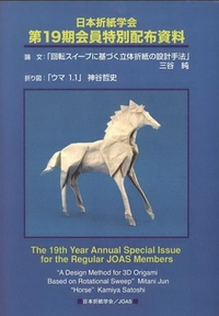 Cover of JOAS 2009 Special issue