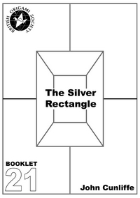 Cover of The Silver Rectangle by John Cunliffe