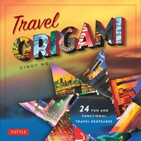 Cover of Travel Origami by Cindy Ng