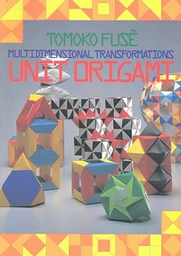 Cover of Unit Origami by Tomoko Fuse