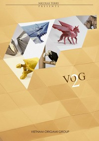Cover of VOG 2 by Vietnam Origami Group
