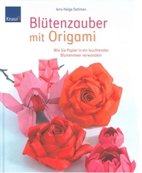 Flower gilads origami page cover of wonderful flowers with origami by jens helge dahmen mightylinksfo