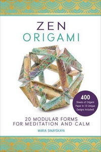 Cover of Zen Origami by Maria Sinayskaya