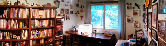 Gilad's Origami Room