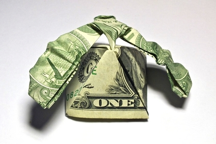 Origami n' Stuff 4 Kids: Dollar Bill Thanksgiving Turkey Origami | 293x440