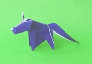 Origami Mouse by Madiyar Amerkeshev on giladorigami.com