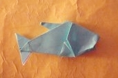 Origami Fish by Robert J. Lang on giladorigami.com