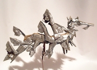 Origami Leafy sea dragon by Kakami Hitoshi on giladorigami.com