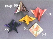 Origami Pleat-wing ornament by Anita F. Barbour on giladorigami.com
