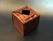 Origami Container by Mark Bolitho on giladorigami.com