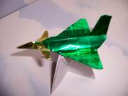 Origami Rafale-C by Tem Boun on giladorigami.com