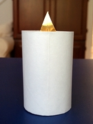 Origami Candle by Nick Robinson on giladorigami.com