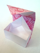 Origami Lidded box by Nick Robinson on giladorigami.com