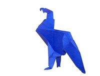 Origami Vulture by Robert J. Lang on giladorigami.com