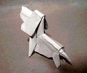Origami Dog - Nika (V.2) by Andrey Ermakov on giladorigami.com