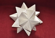 Origami Modular star by Tomoko Fuse on giladorigami.com