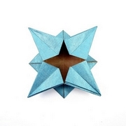 Origami Star box by Francesco Guarnieri on giladorigami.com