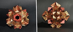 Origami Gaia by David Mitchell on giladorigami.com