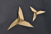 Origami Propeller by Philip Shen on giladorigami.com