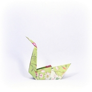 Origami Swan by Traditional on giladorigami.com