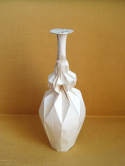 Origami Vases by Eric Joisel on giladorigami.com