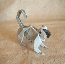 Origami Monkey by Yoo Tae Yong on giladorigami.com