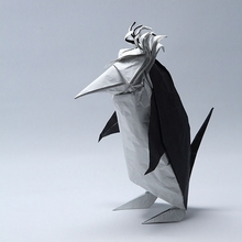 Origami Penguin - don