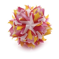 Origami Bouquet by Ekaterina Lukasheva on giladorigami.com