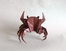 crab akira yoshizawa gilads origami page