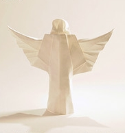 Origami Angel by Mike Bright on giladorigami.com