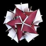 Origami Flexible ball by Toshikazu Kawasaki on giladorigami.com