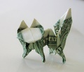 Origami Cat by Stephane Ansons on giladorigami.com